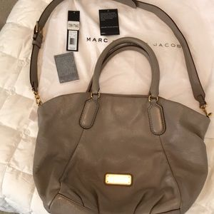 Marc Jacobs Hobo bag in cement